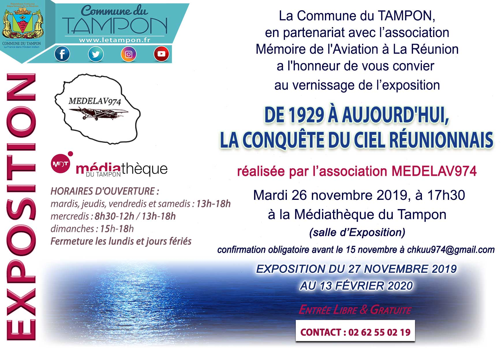 Invit memoire aviation reunion mdtv2